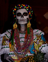 Day of the Dead, Mexico 2015